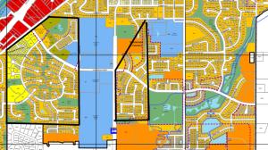 EW subdivisions