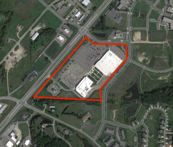 Target, Cub Foods and Applebees development, Highway 3 south