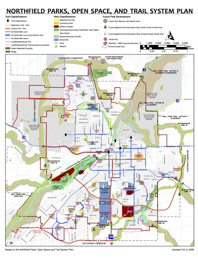 Parks, Open Space, and Trail System Plan